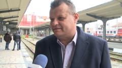 инж. Бисер Минчев: Българите може да са спокойни върху българските жп пътища