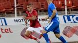 Кирил Десподов повежда атаката на ЦСКА срещу Витоша