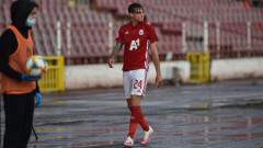 Белтраме сменя Тиаго в мачовете на ЦСКА от Лига Европа?