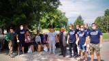Феновете на Левски и Локо (Пд) се обединиха в похвална инициатива
