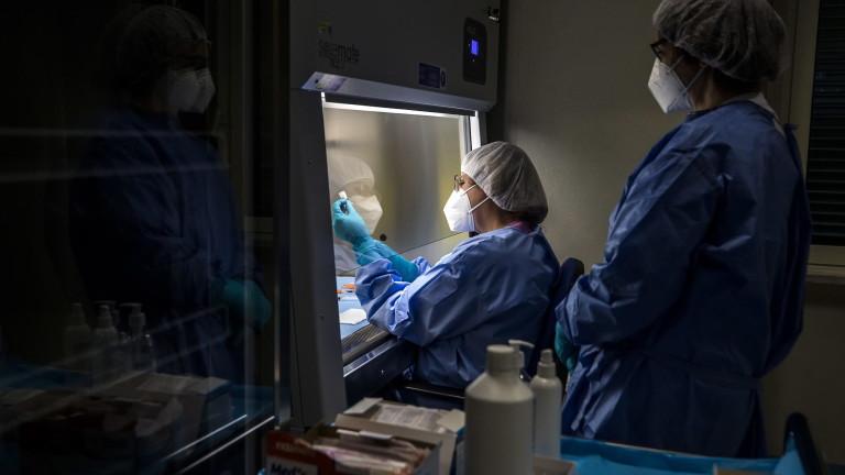 Ваксиниран лекар от онкоболницата в Благоевград е с коронавирус