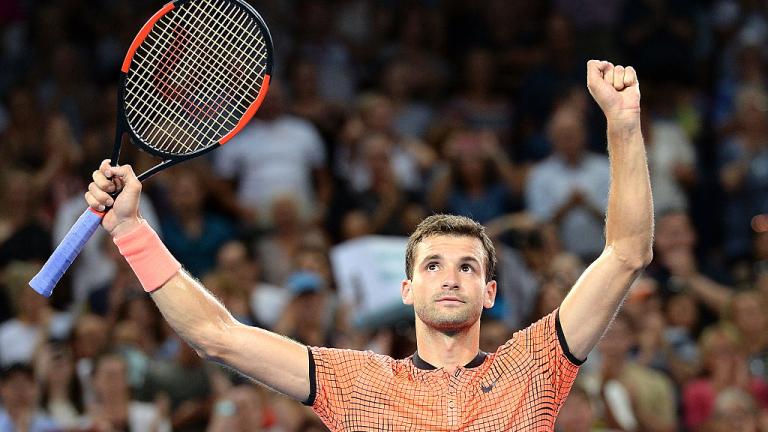Григор срещу неизвестен австралиец в първия кръг на Australian Open