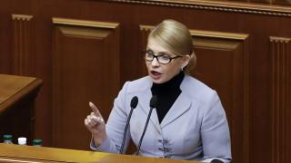 Тимошенко се кандидатира за президент на Украйна