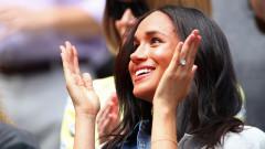С кого се прегръща Меган Маркъл на US Open