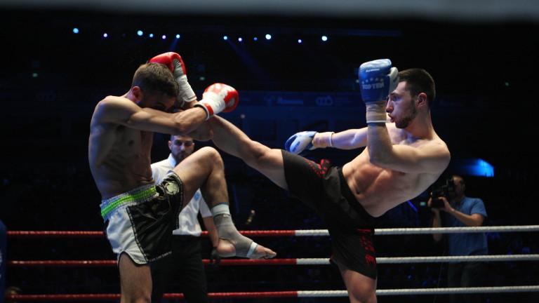 Богдан Шумаров се завръща на зрелищната арена на SENSHI 5