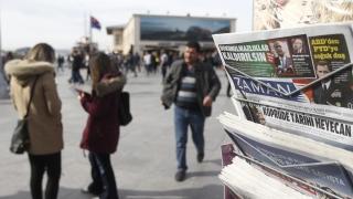 """Турският вестник """"Заман"""" вече е проправителствен"""
