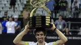Куевас спечели за трети пореден път турнира в Сао Паоло