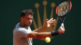 Безкомпромисен Надал отнесе Григор Димитров на 1/2-финала в Монте Карло