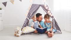 Защо да четем на децата