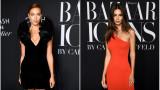 Ирина Шейк, Емили Ратайковски и тоалетите им от Zara и H&M