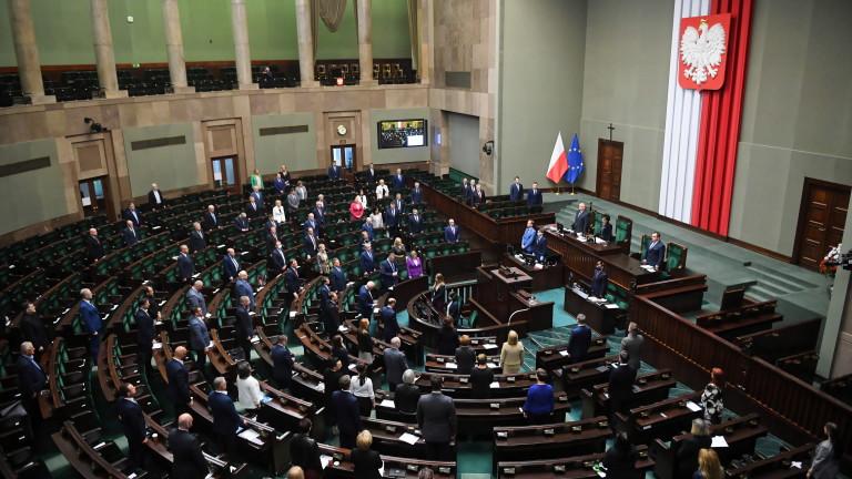 Президентските избори в Полша ще се проведат на 28 юни,