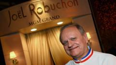 Почина един от най-големите майстор-готвачи на века Жоел Робюшон