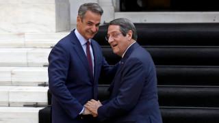 Мицотакис: Гърция е до Кипър в защита на правата му