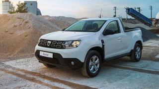 Пикапът Dacia Duster излезе на пазара за 22 500 евро (Видео)