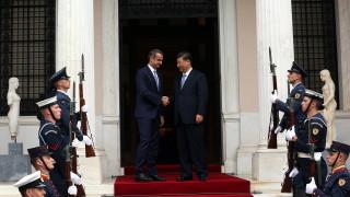 """""""Естествените партньори"""" Гърция и Китай отвориха нова глава в отношенията си"""