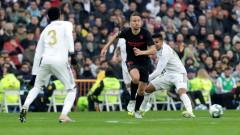 Реал (Мадрид) - Севиля 2:1 (Развой на срещата по минути)