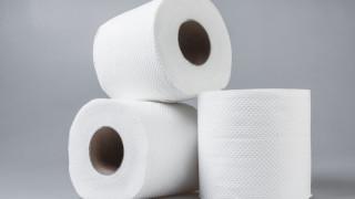 Един от най-големите вносители на тоалетна хартия на Острова трупа 600 тона...
