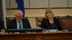 В парламента очакват Борисов с името на новия правосъден министър