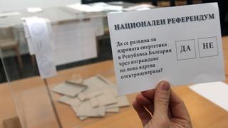 Политиците навредили на референдума
