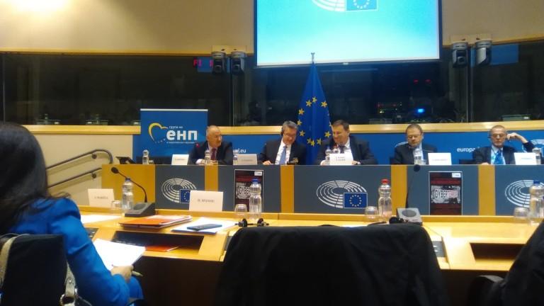 Европол действа проактивно, анализираме как се ситуират заплахите. Това стана