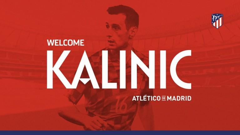 Испанският Атлетико (Мадрид) - потвърди трансфера на Никола Калинич от