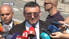 Вътрешният министър подкрепя протестите на полицаите