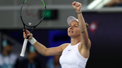 Симона Халеп с трудности на старта на Australian Open