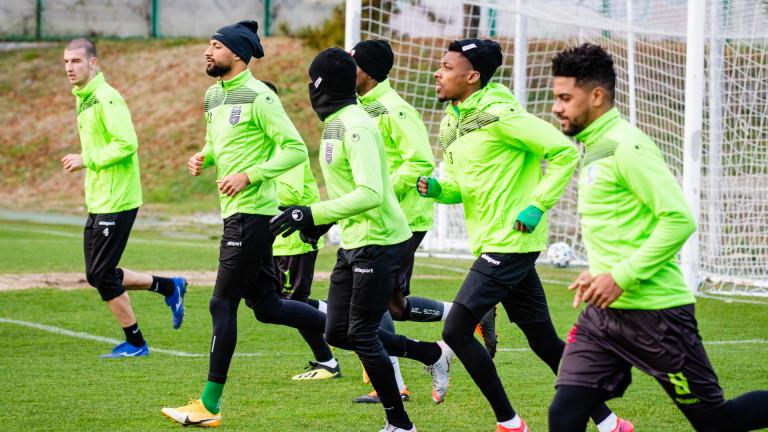 Берое не обръща гръб на чуждестранните футболисти
