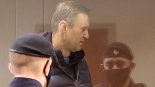 Адвокат предупреди, че Навални е преместен към неизвестно място