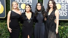 Златен глобус 2018 - черното е секси