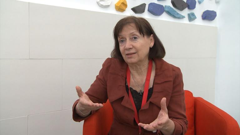 Проф. д-р Николина Попова е заместник-ректор на Международното висше бизнес