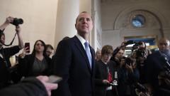Призовават конгресмена Адам Шиф да свидетелства по разследването срещу Тръмп