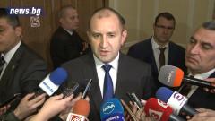 Румен Радев: Отговорността за сделката за ЧЕЗ е в България