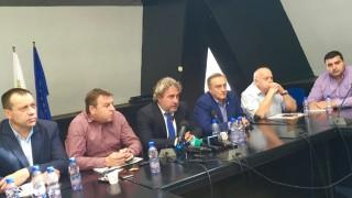"""Местят част от разкопките край Благоевград - ще се лее асфалт за АМ """"Струма"""""""