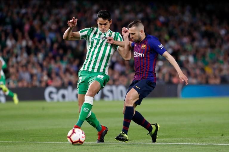 Атлетико мадрид- бетис футбол. испания. премьер- лига