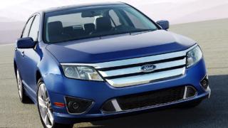 Ford Fusion с нов фейслифт за 2010 г.