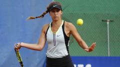 Гергана Топалова не даде нито гейм на съперничка във Варна