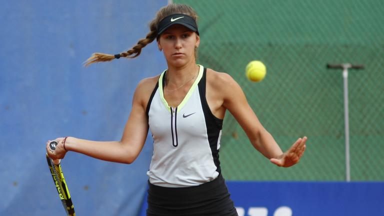 Гергана Топалова на полуфинал в Анталия