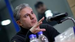Павел Колев за трансфер на Холмар: Той е с Левски, мога само да гадая какво ще стане до петък