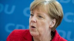Терорът в Брюксел върна доверието на германците към Меркел