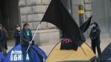 Полицаите не виждат основания да излизат на протест