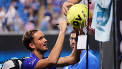 Данийл Медведев се класира за третия кръг на Australian Open