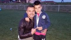 Синът на Божинов започна с гол в Левски