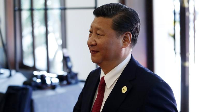 Си Дзинпин и Абе затоплят отношенията между двете страни