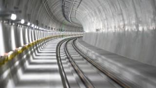 Швейцария откри тунел под Алпите за 4 милиарда долара