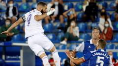 Силни 15 минути бяха достатъчни за победа на Реал (Мадрид) в Ла Лига