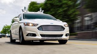 Uber пусна в експлоатация първите безпилотни коли