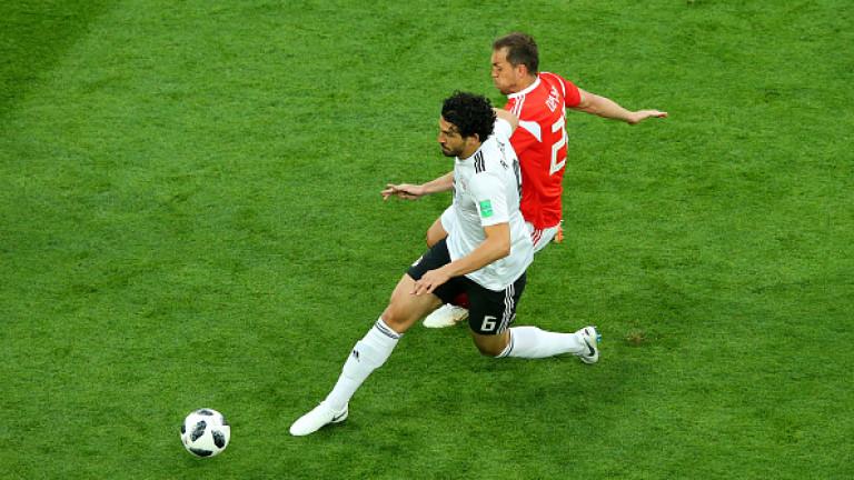 Русия - Египет 3:1, Салах се разписа от дузпа