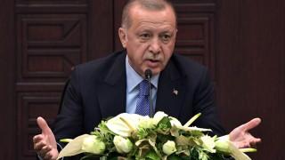 Ердоган: 3 милиона бежанци могат да бъдат върнати в безопасната зона в Сирия