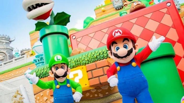 Да бъдеш Супер Марио